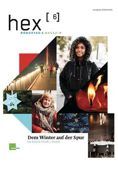 hex4 - Hex #4 Winter 2015 - Publikationen