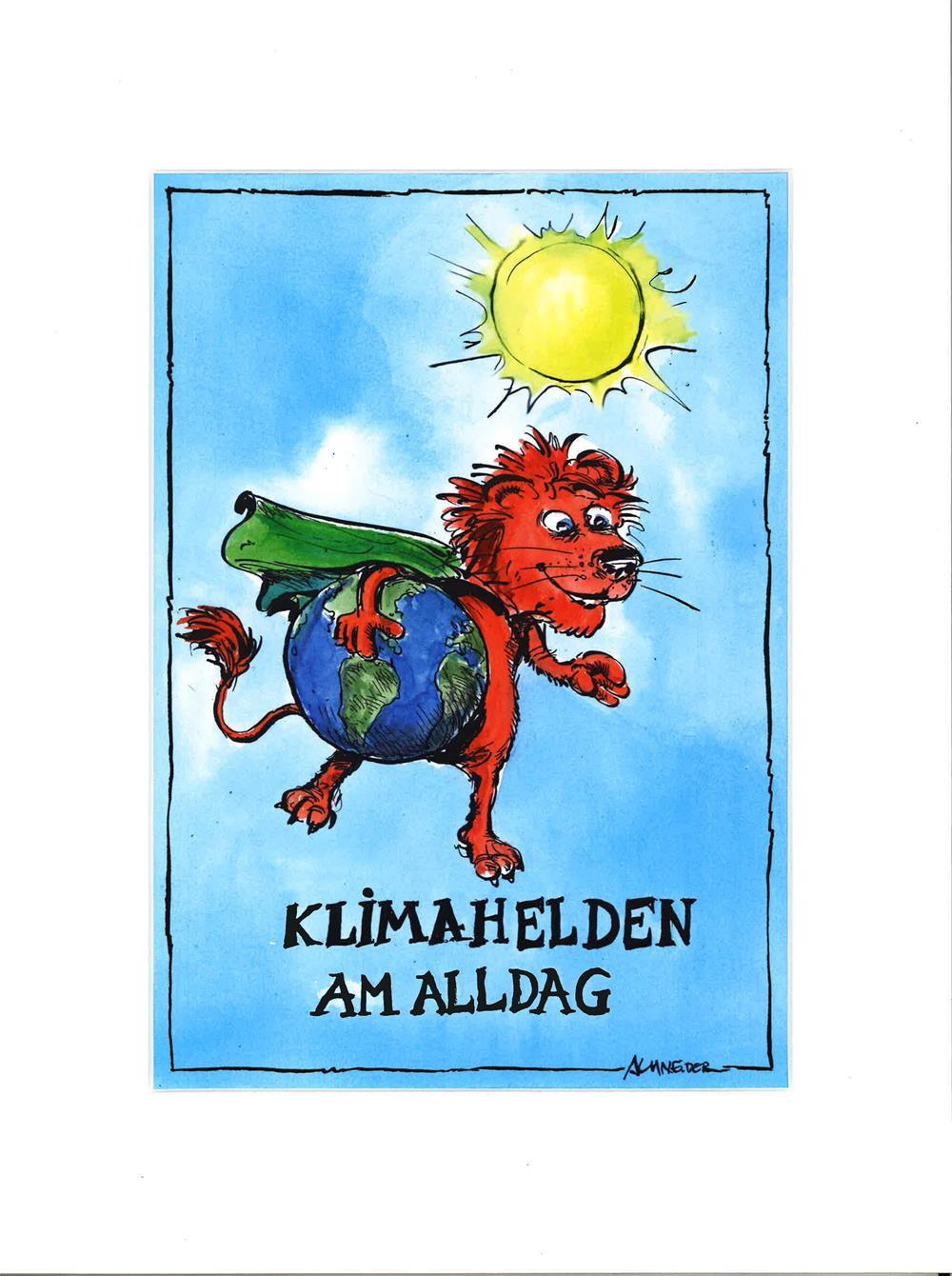 Klimahelden am Alldag