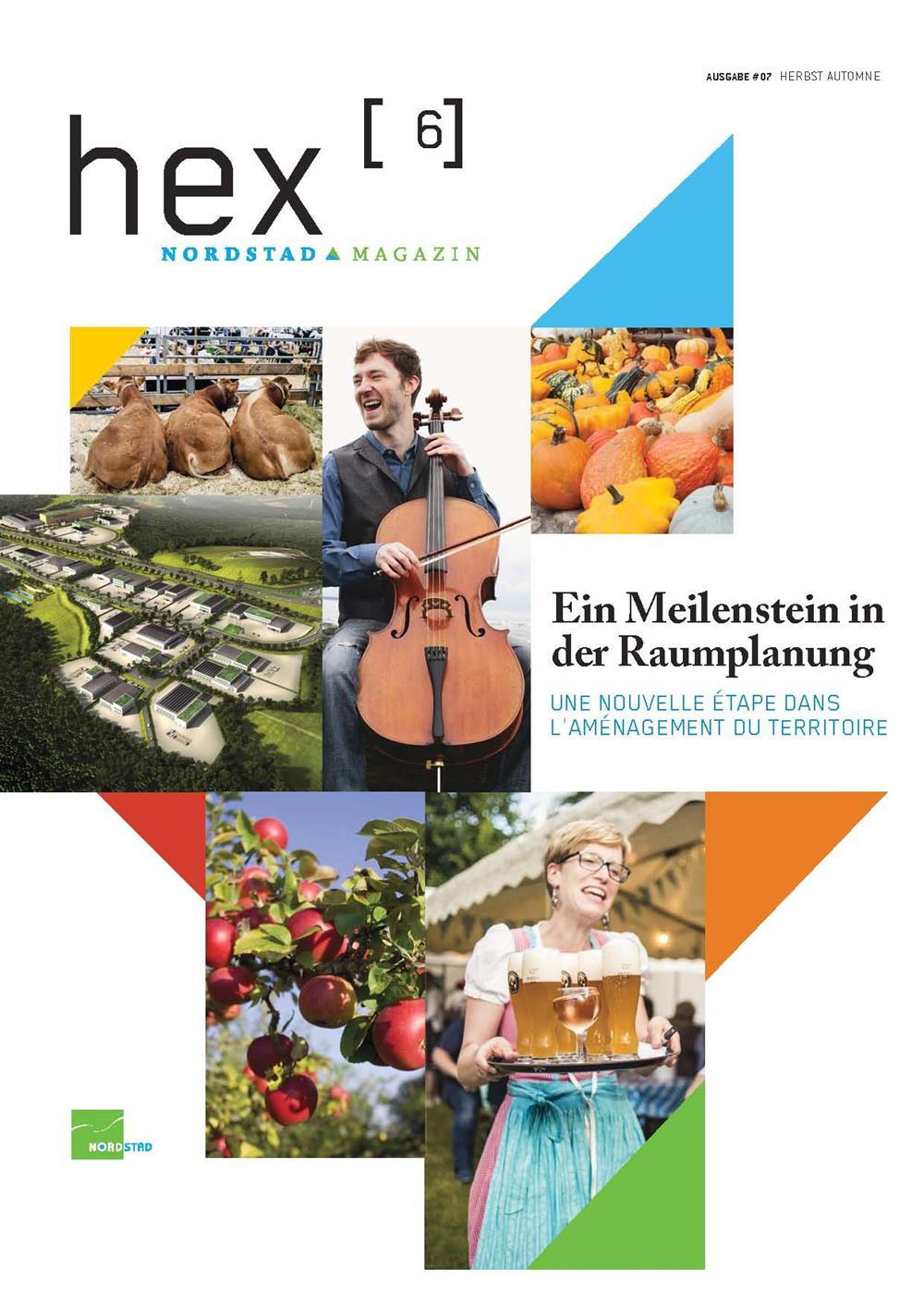 Hex7 - Hex #7 Herbst 2016 - News
