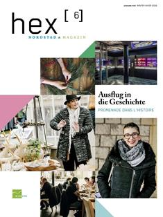 hex8 - Hex #8 Winter 2016 - Publikationen