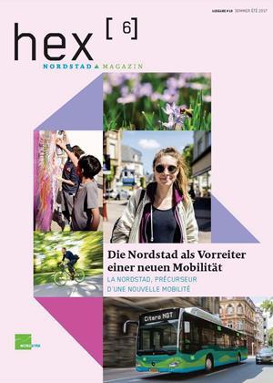 Die Nordstad Als Vorreiter Einer Neuen Mobilitat