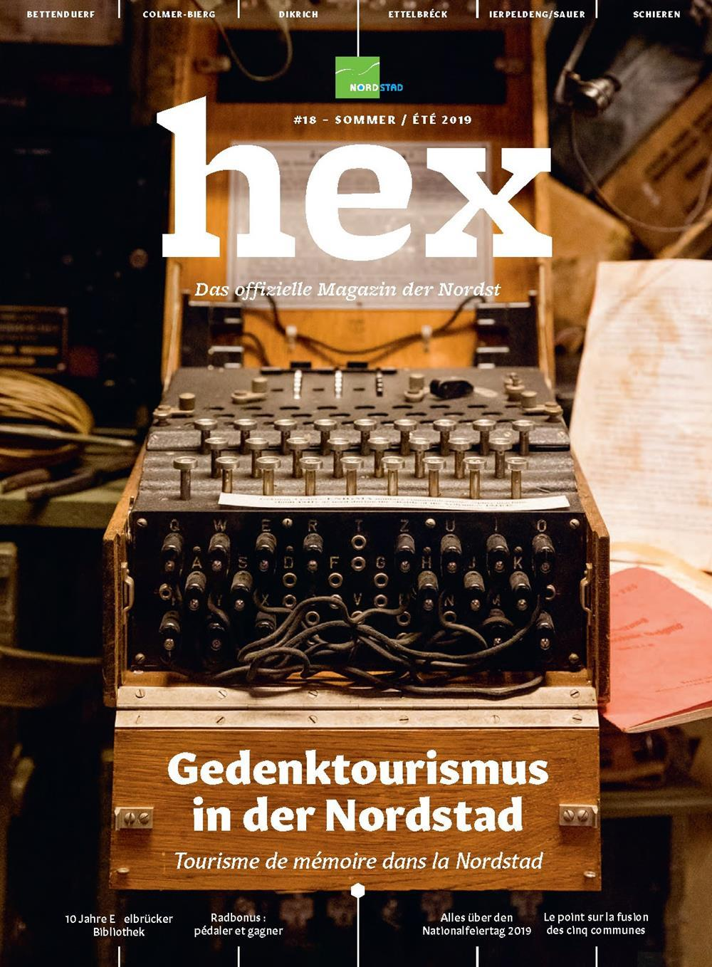 Hex_18 - Hex #18 Sommer  2019
